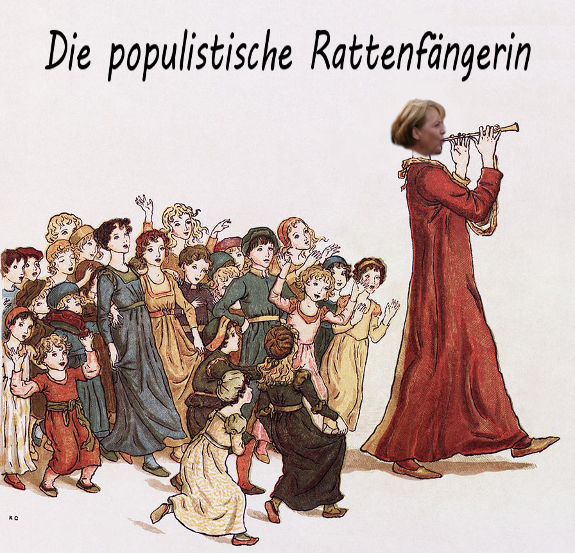 MerkelsPopulismus